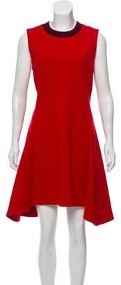 Christian Dior Sleeveless Wool Dress