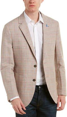 Tailorbyrd Linen-Blend Sportcoat