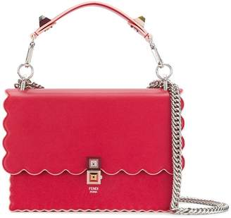 Fendi Kan I scalloped shoulder bag