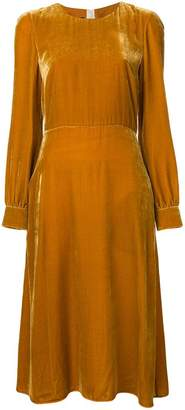 Rochas mid-length dress