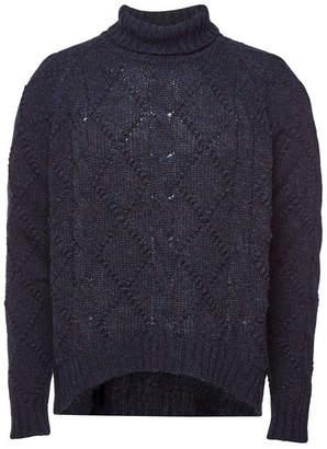Jil Sander Wool Turtleneck Pullover