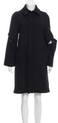 Todd Lynn Wool Knee-Length Coat