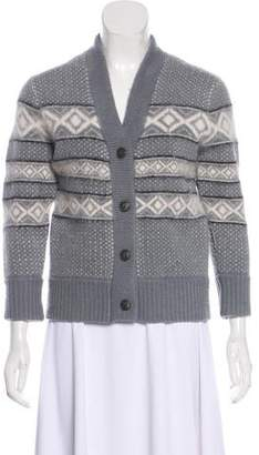 Rag & Bone Wool Blend Knit Cardigan