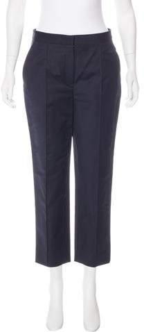Christian Dior High-Waist Cropped Pants w/ Tags