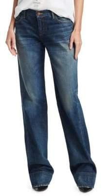 TRE by Natalie Ratabesi Low Rise Jeans