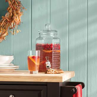 Wrought Studio Huguenot 4.2 Liters Beverage Dispenser