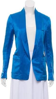Mauro Grifoni Linen & Silk-Blend Blazer