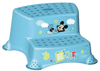 Disney Mickey Mouse Double Step Stool