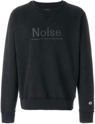 Champion Noise print sweatshirt