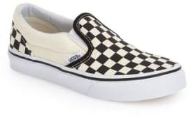 Vans 'Classic - Checker' Slip-On