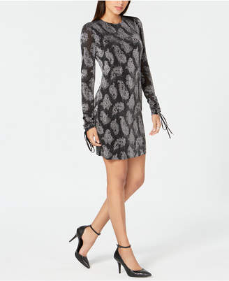 Michael Kors Metallic Jacquard Dress, In Regular & Petites