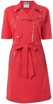 Moschino trench-inspired dress