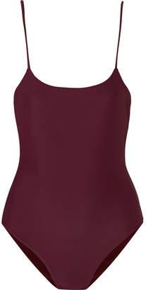 JADE SWIM Trophy Swimsuit - Grape