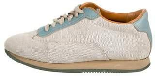 Hermes Quick Low-Top Sneakers