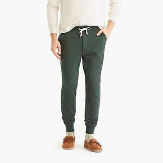 J.Crew Tall brushed fleece sweatpant