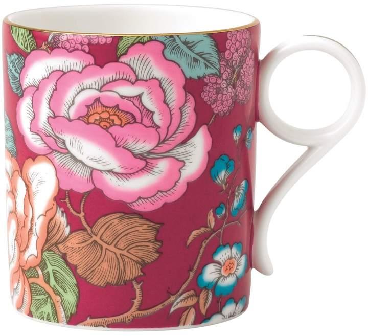 Wedgwood Tea Garden Raspberry Mug