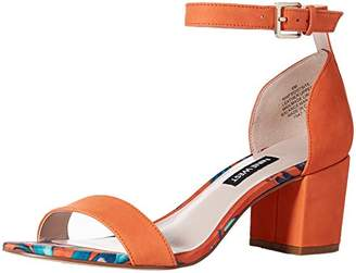Nine West Women's Frostbite Sandal,6 M US