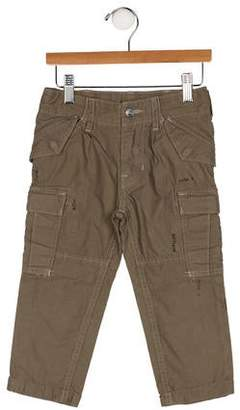 Denim Dungaree Boys' Cargo Pants