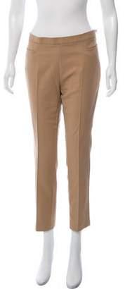 Akris Punto High-Rise Straight-Leg Jean
