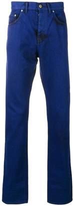 Bottega Veneta overwashed denim jeans