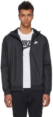 Nike Black Sportswear Windrunner Jacket