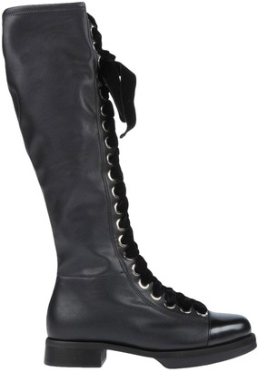 Grey Mer Boots