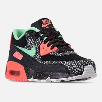 Nike Boys' Grade School 90 QS Casual Shoes