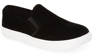 Women's Steve Madden 'Ecntrcv' Slip-On Sneaker $59.95 thestylecure.com