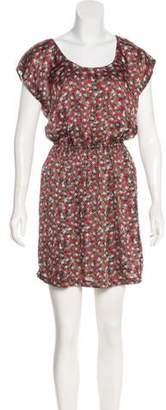 Needle & Thread Floral Mini Dress