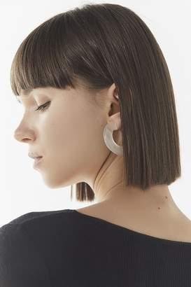 Urban Outfitters Stassi Resin Hoop Earring