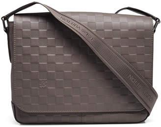 Louis Vuitton Messenger District Damier Infini PM Granit