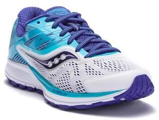 Saucony Ride 10 Running Sneaker - Wide Width