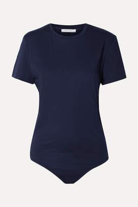 Ninety Percent Trudy Organic Cotton-jersey Bodysuit