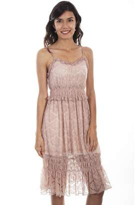 Scully Lace Strapless Dress