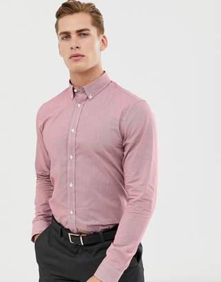 Ben Sherman Micro Gingham Shirt