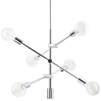 Linea di Liara Marabella Chandelier With Bulb