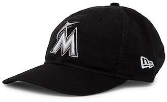 New Era Cap MLB Miami Marlins Cap