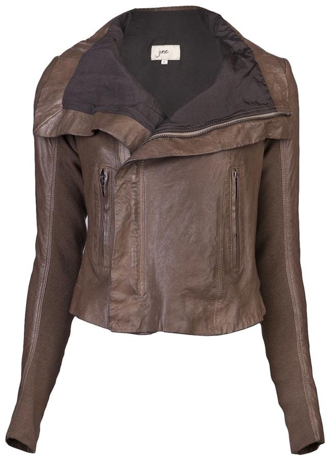 June Biker jacket