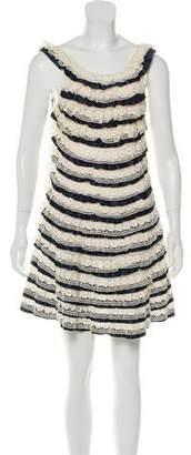 Marc by Marc Jacobs Lace Mini Dress