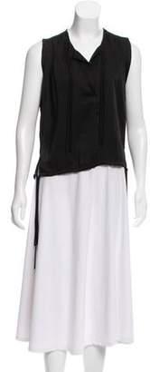Etoile Isabel Marant Oversize Sleeveless Top