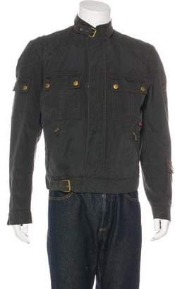 Belstaff Black Prince Weatherproof Jacket