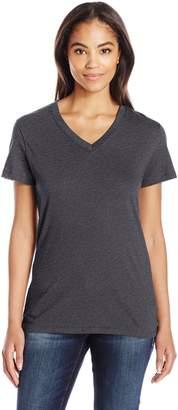Carhartt Women's Lockhart Short Sleeve V-Neck T-Shirt