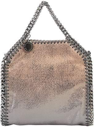 Stella McCartney Metallic Falabella Tiny Bag