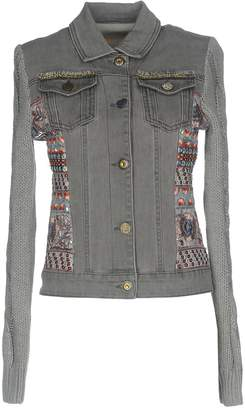 Desigual Denim outerwear - Item 42632206