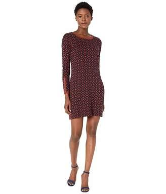 Hatley Abigail Sweater Dress - Deco Dots