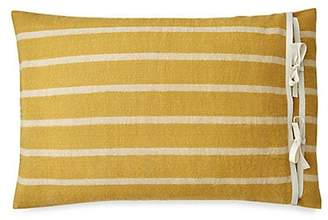 Ralph Lauren Morrene Striped Throw Pillow