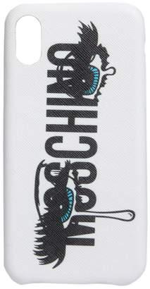 Moschino Capsule Printed Iphone X Case