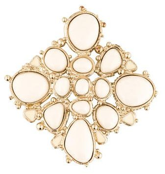ChanelChanel Resin & Lacquer Brooch