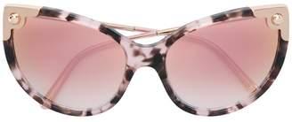 Dolce & Gabbana Eyewear Lucia sunglasses