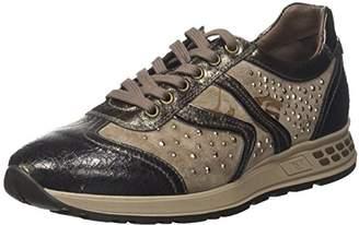 Nero Giardini Women's A719471d High Heels Beige Size: